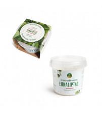 Sea salt for saunas, Eucalyptus