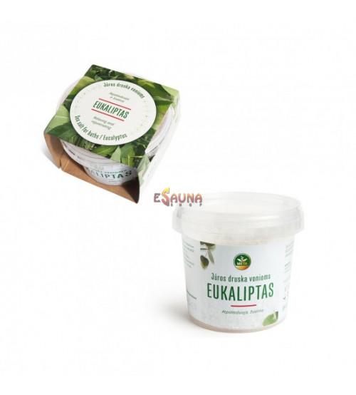 Meersalz für Saunen, Eukalyptus
