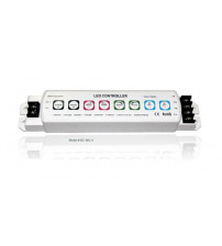 LUMINARIES RGB LED uztvērējs