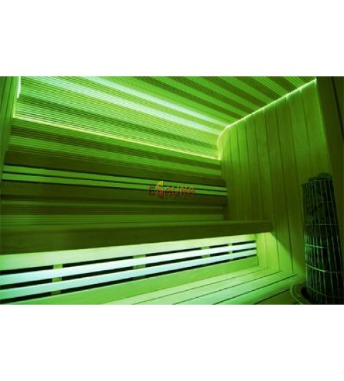 Žalios spalvos apšvietimas 5050