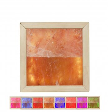 Himalayan salt light LE..