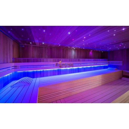 EOS LED juostelės baltos/ spalvotos