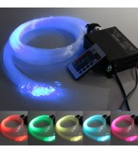 """Kit de iluminación LED RGB """"Estrellas de colores"""""""