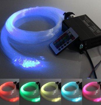 LED RGB belysningssæt C..