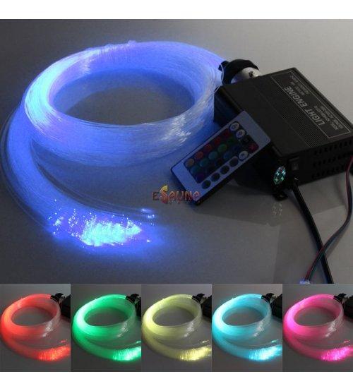 Kit d'éclairage LED RGB Colored Stars