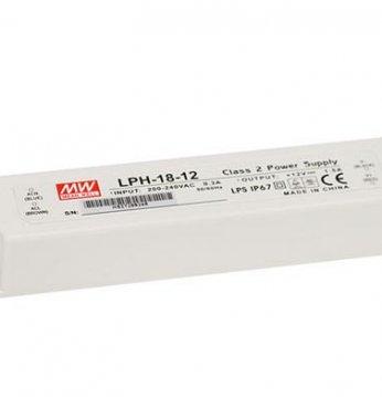 LED-belysning strømfors..