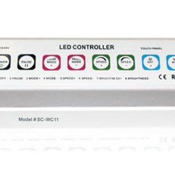 LUMINARIES RGB LED apšv..