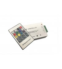 Ovládač zmeny farby LED RF