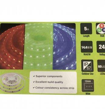 Farbbeleuchtung LED 24V..