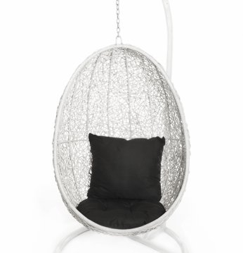 Hanging chair - egg..