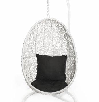 Κρεμαστά καρέκλα - αυγό..