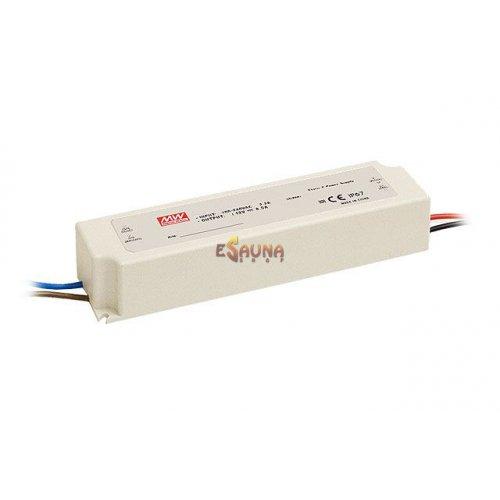 LED apšvietimo transformatoriai LPV 24V