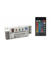 VELLEMAN CHLSC1 RGB LED kontrolieris IR