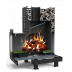 Sauna stove VIENYBĖ PK 2 in Woodburning heaters on Esaunashop.com online sauna store