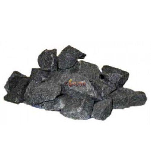 Gabbro diabasstenar 20 kg, 4-8 cm