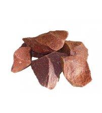 Raspberry quartzite, 20 kg