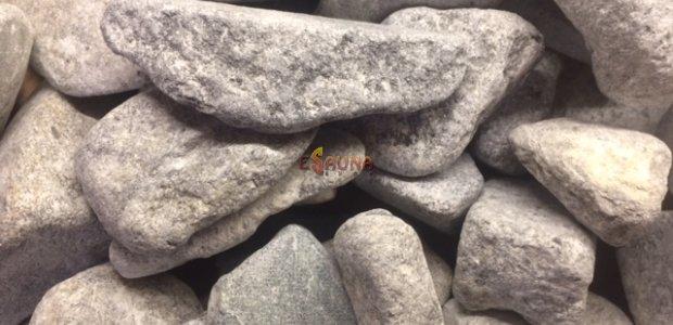 Speckstein - idealer Stein für die Sauna