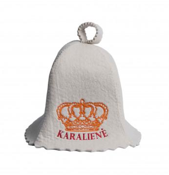 Pirties kepurė KARALIEN..
