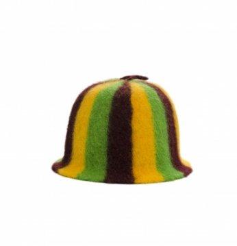 Kepurė - dryžiai..