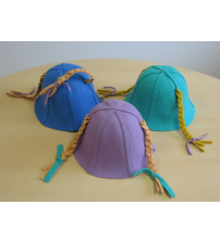 Детская шапочка для сауны - Pepe