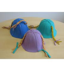 Vaikiška pirties kepurė - Pepė