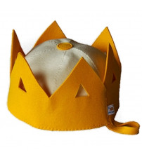 Bastuhatt - Crown