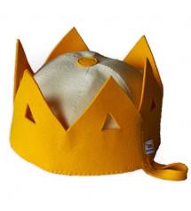 Pălărie de saună - Coroană
