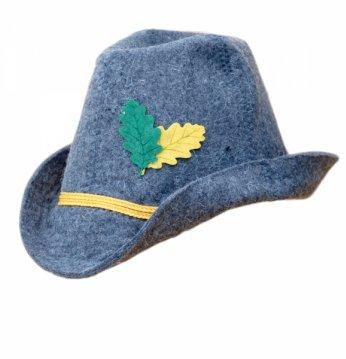 Pirties kepurė - Tiroli..