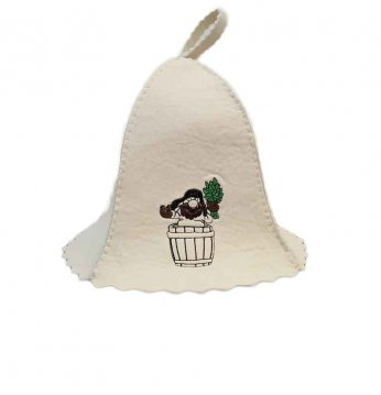 Pirties kepurė - bačkut..