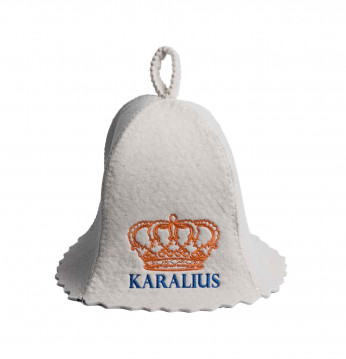 Saunamütze KARALIUS..