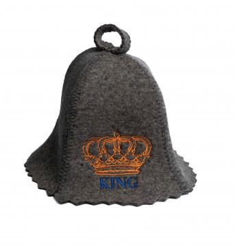 Bonnet de bain KING..