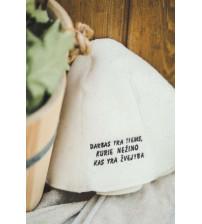 Καπέλο σάουνας - Για τους ψαράδες