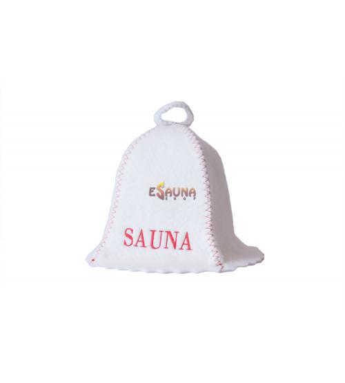 Kapelusz do sauny