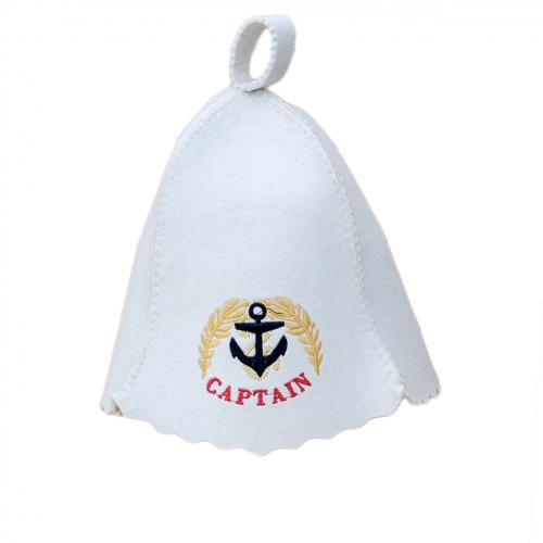Pirties kepurė - kapitonas
