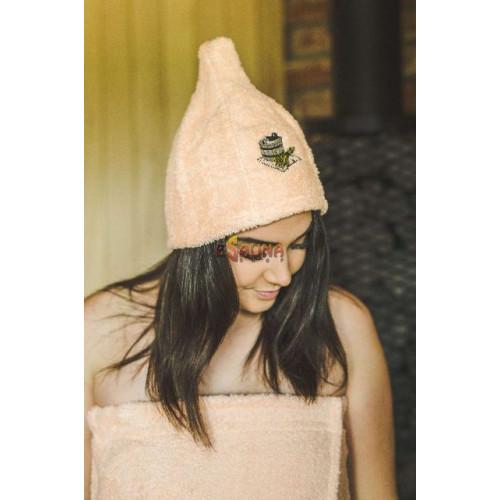 Kepurė lininė. PERSIKO