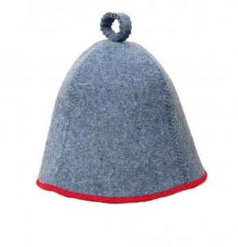 Pirties kepurė pilka su..