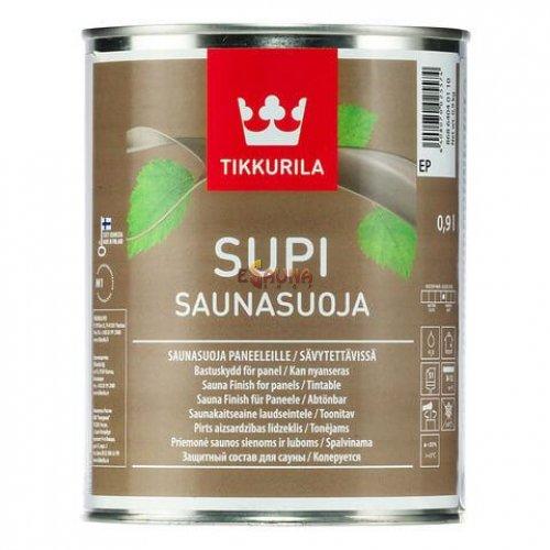Tikkurila Supi Saunasuoja для защиты бани in Mатериалы для монтажа on Esaunashop.com интернет магазин для сауны