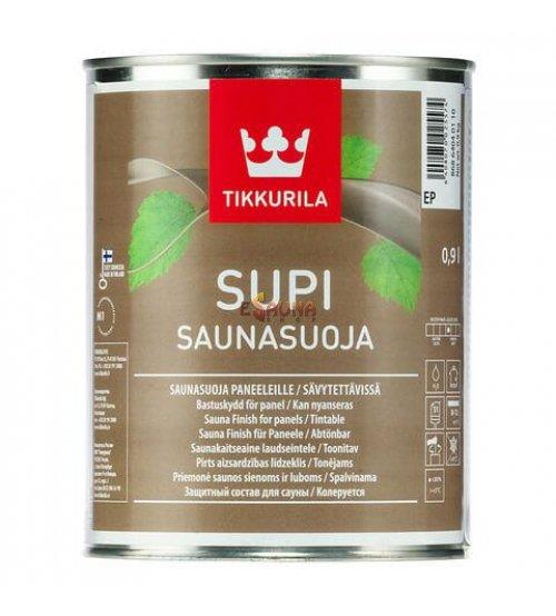 Tikkurila Supi Saunasuoja для защиты бани