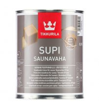 Tikkurila Supi Saunavaha 0.9l
