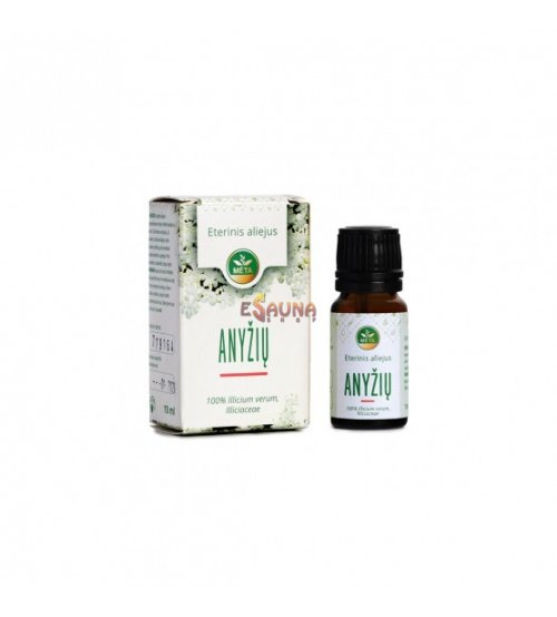 Essential olie til anis, 10 ml