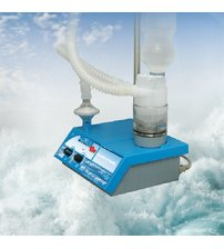 Ultrasonic salt nebulizer SalinaVita K4