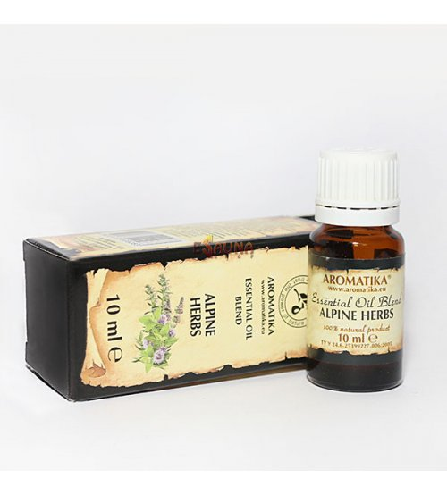 "Essential Oil Blend ""ALPINE HERBS"""