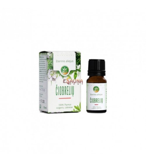 Thyme Essential Oil, 10 ml