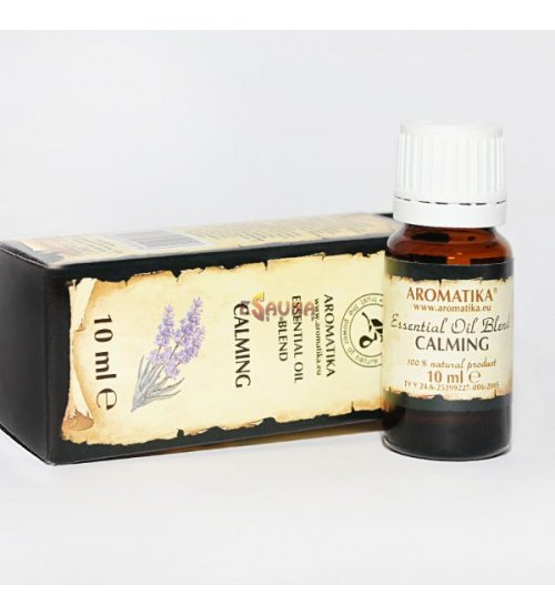 "Essential Oil Blend ""Calming"""