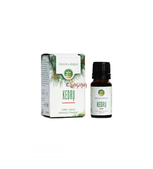 Cedar Essential Oil, 10 ml