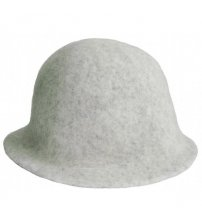 Hat, light grey