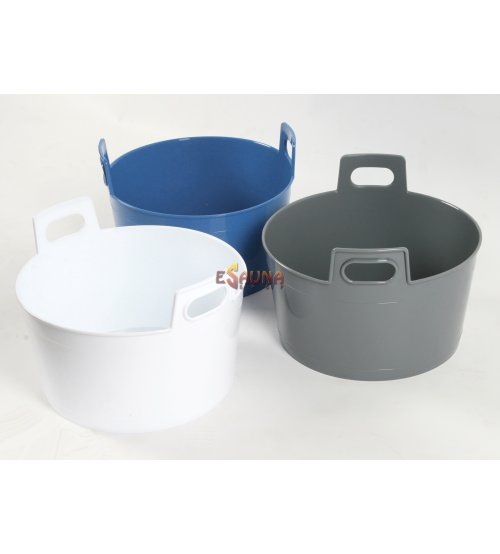 Plastic pail for sauna