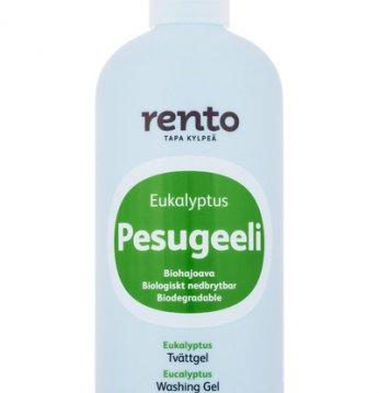 Eucalyptus Washing Gel ..