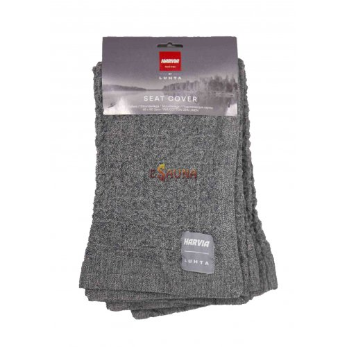 Harvia by Luhta Bench Towel Set 2 pcs. in Sauna accessories on Esaunashop.com online sauna store
