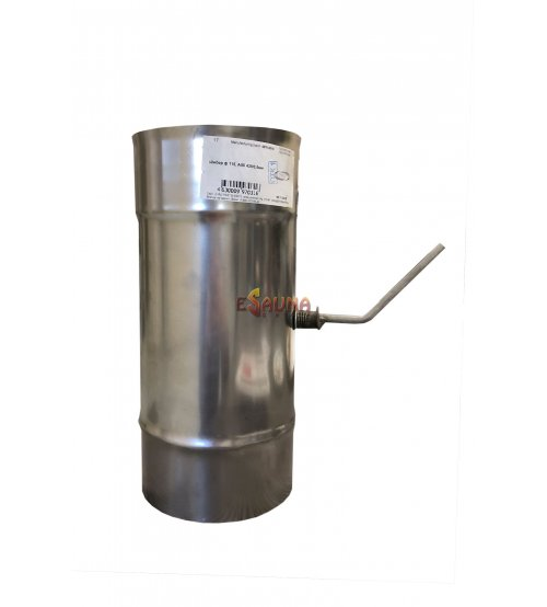 Damper with handle 0.5mm